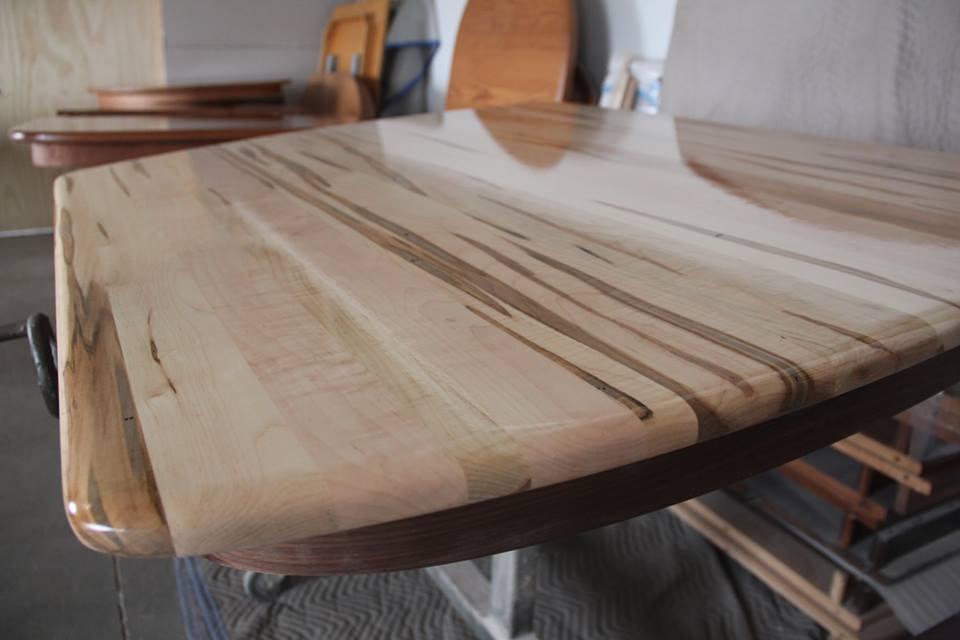 MIA wood slab