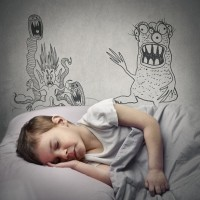 Children's Frequent Nightmares May Be A Concern for Parents