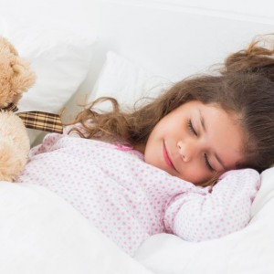 A Consistent Bedtime for Children Be the Key to Good Behavior