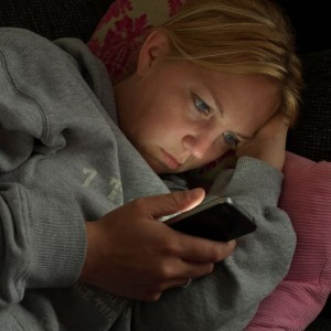 Late Night Smartphone Use Hurts Sleep and Work Productivity