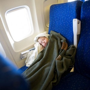 How To Sleep Like A Baby On Your Next Long Flight