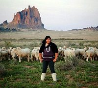Navajo Teen Builds Sun Powered Ovens for Her Community