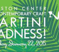 'Martini Madness! Bossa Nova Bash' for Our Local Art