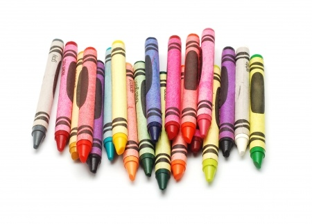 Crayola From Pigments to Paints and Crayons