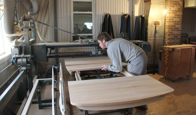 Solid Wood: Customization and Attention to Detail
