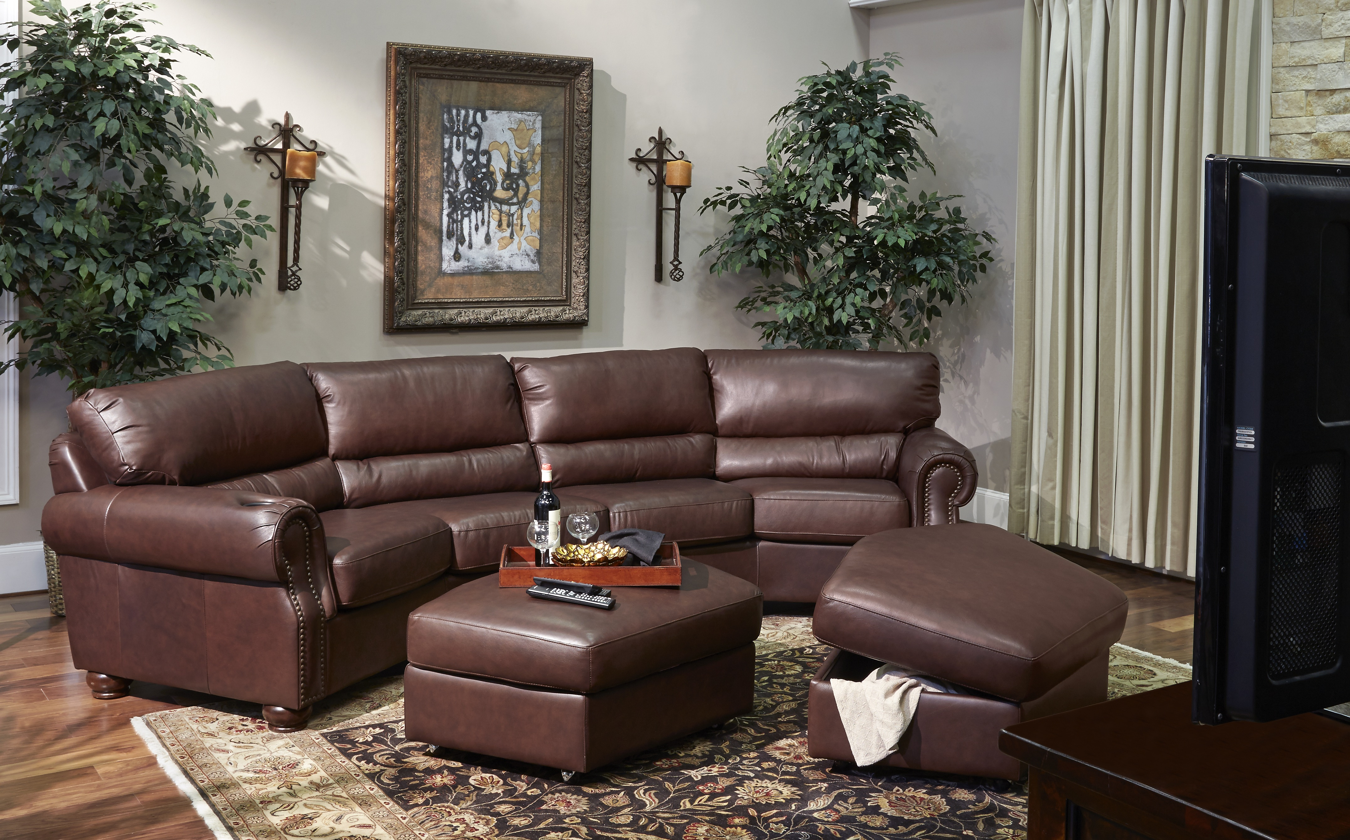 Caring for Your American Made Leather Furniture