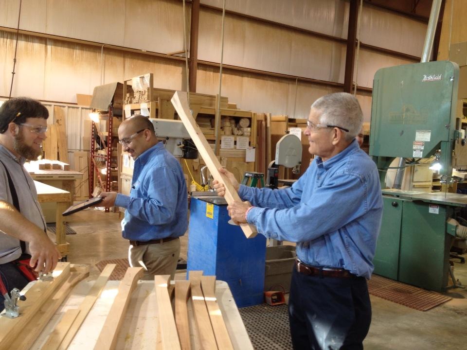 Finding American Wood Craftsmen