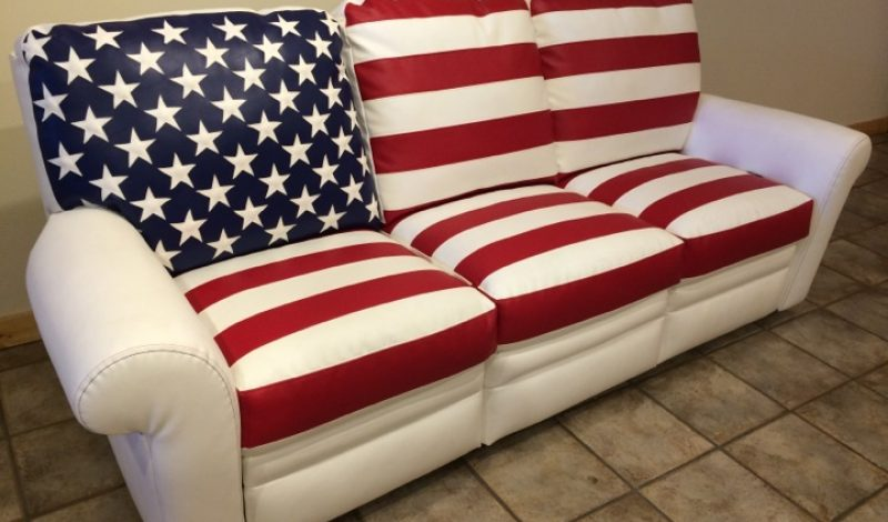Pride in Owning American Made Furniture