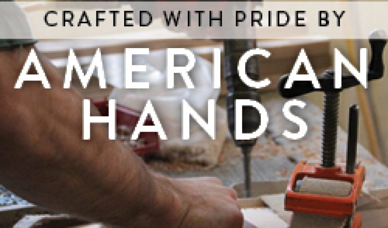 Made in America for a Better Quality Product