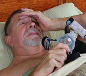 sleep apnea cpap machine