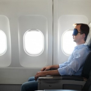 4 Fast Tips to Help You Sleep better on Airplanes