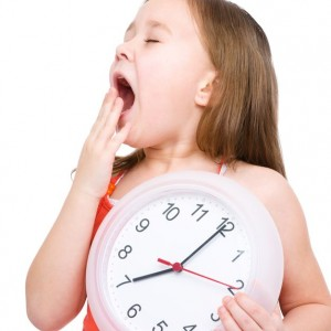 Lack of Consistent Bedtimes for Children May Lead to Poor Development