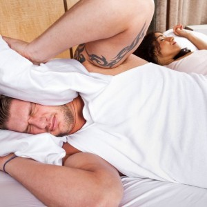Snoring Plagues the Sleep of 8 in 10 Couples in the US