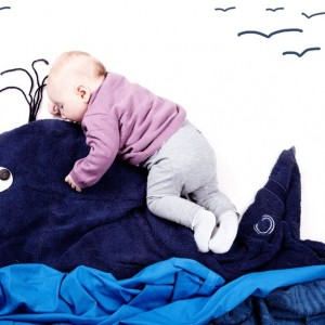 Those Crazy Little Insomniacs: Newborn Mammals Don't Sleep for A Month