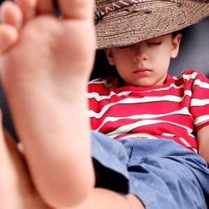 Brain Connections Strengthen As Children Sleep