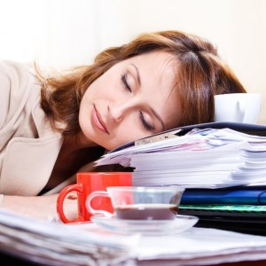 Falling Asleep At Work? Survey Reveals You Aren't Alone