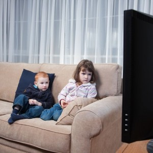 TV Time May Be Hindering Your Child's Sleep
