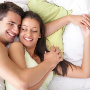 A Satisfied Wife May Lead Couples to Sleep In Sync