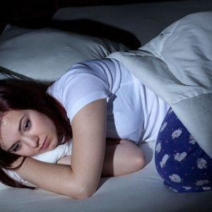 Teen Insomnia Tied to Anxiety and Depression
