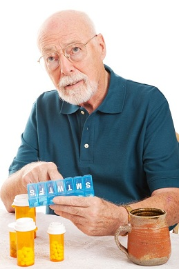 Alzheimer's Risk Increased By Long-Term Pill Use For Insomnia