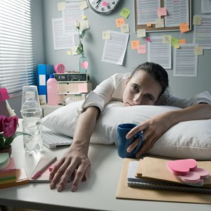 Is Your Job Hurting Your Sleep?
