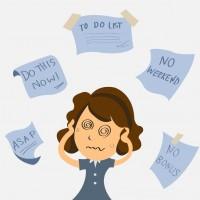 Study Links Work Stress to Sleep Disturbances