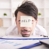 Insomnia Linked to Productivity Loss at Work