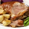 Roast Lamb and Potatoes