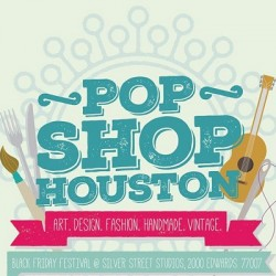 Shop, Eat and Explore Pop Shop Houston!