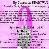 """Support Cancer Awareness At """"My Cancer is Beautiful"""""""