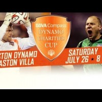 It's Almost Time for the BBVA Compass Dynamo Charities Cup!