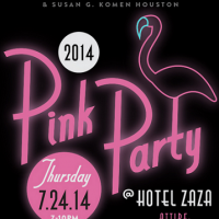 Join the Vintage Fun of The Pink Party This Year!