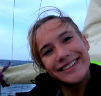 Youngest Person to Sail Around The Globe Welcomes Viewers