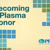 Give the Gift of Life, Donate Plasma!