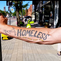 One Man's Journey to Raise Awareness on Homelessness