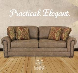 Practical. Elegant.