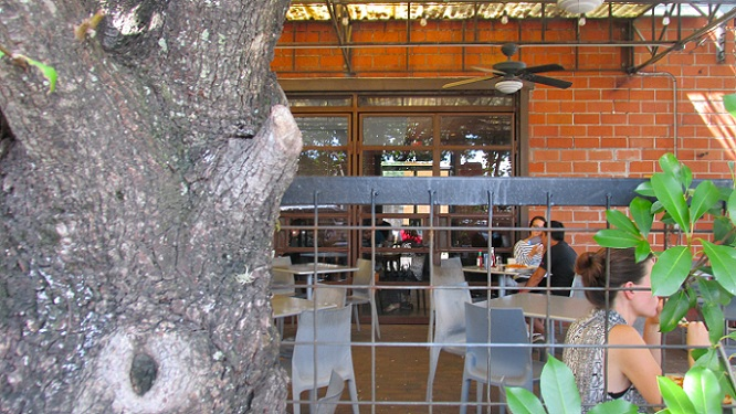 Café Brasil: An Elegant, Casual Affair