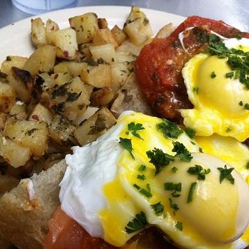 Source: Foodspotting, Salmion Eggs Benedict