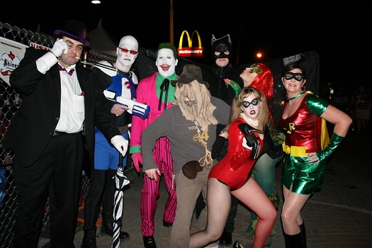 Source: The Montrose Crawl, Attendees living it up at last year' class=