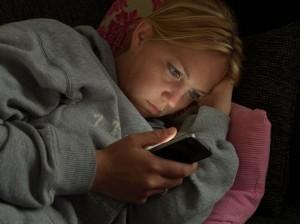 Late Night Smartphone Use Hurts Sleep and Work Productivity