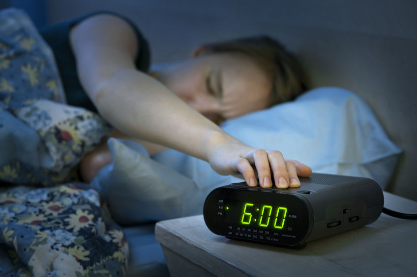 The Problem With The Snooze Button