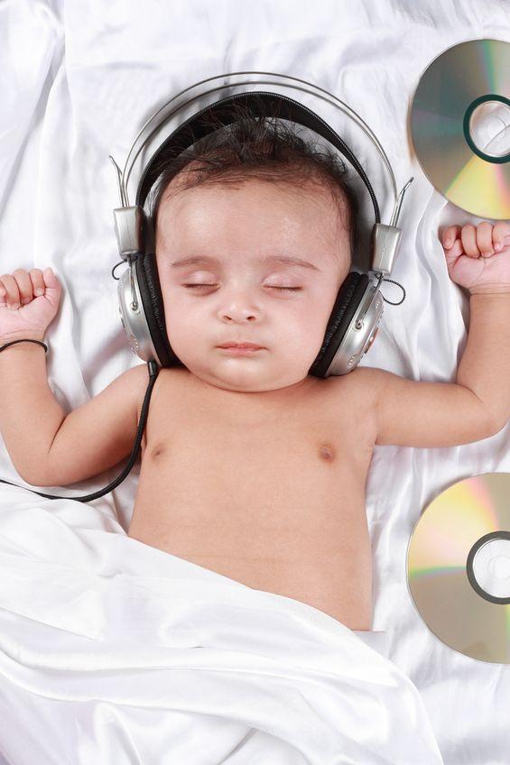 Study: Infant Sleep Machines May Led To Hearing Loss