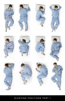 sleep position