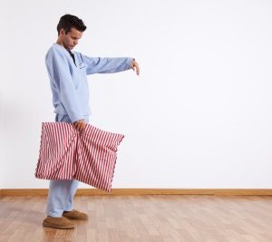 man sleepwalking more likely than previously thought