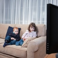 TV Time May Be Hindering Your Childs Sleep