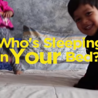 Who's Sleeping in Your Bed?