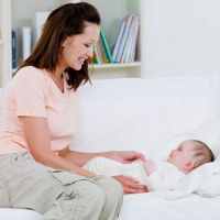 Study Details the Risk of Infants Sleeping on Sofas