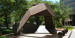 High Plains Drifter is a fascinating modern sculpture