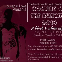 The 2nd Annual Rocking On the Runway Charity Fashion Show