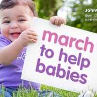 Join the March for Babies Walk 2014